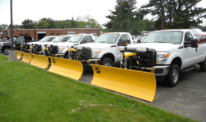 pickup trucks snowplows snow plow truck sales